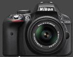 Nikon D3300 Digital SLR Camera small