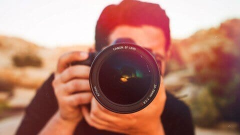 Photography Masterclass - Your Complete Guide to Photography