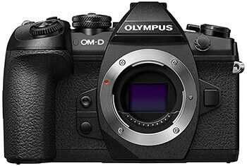 Olympus OM-D E-M1 Mark II 4K Mirrorless Camera